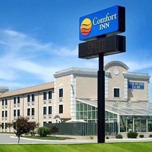 Comfort Inn Hotel Bedding By DOWNLITE