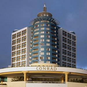 Conrad Hotel Bedding By DOWNLITE