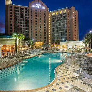 Crowne Plaza Hotel Bedding By DOWNLITE