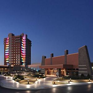 Downstream Casino Resort Bedding By DOWNLITE