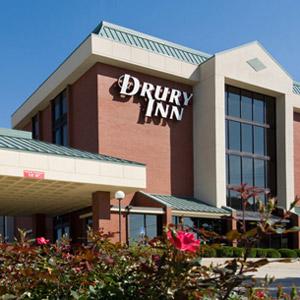 Drury Inn Bedding By DOWNLITE