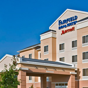 Fairfield Inn Hotel Bedding By DOWNLITE