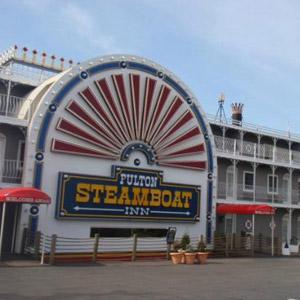 Fulton Steamboat Inn Bedding By DOWNLITE
