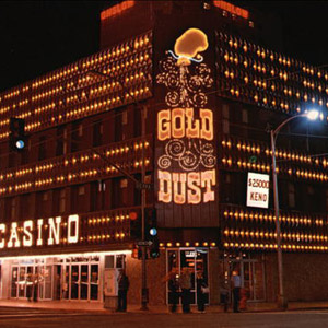 Gold Dust West Casino Bedding By DOWNLITE