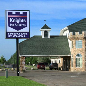 Knights Inn Hotel Bedding By DOWNLITE