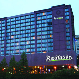 Radisson Hotels Bedding By DOWNLITE
