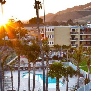 Seacrest Oceanfront Hotel Bedding By DOWNLITE