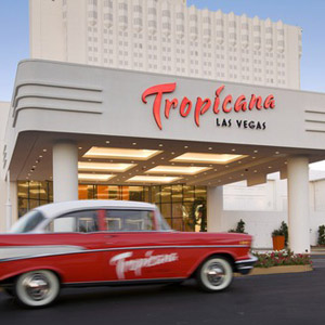 Tropicana Casino Hotel Bedding by DOWNLITE