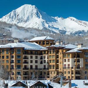 Viceroy Snowmass Ski Resort Bedding By DOWNLITE