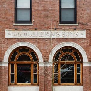 Wm. Mulherins Sons Hotel Bedding By DOWNLITE