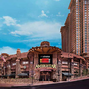 Ameristar Casino Hotel Bedding By DOWNLITE