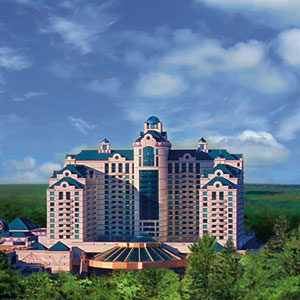Foxwoods Casino Hotel & Resort Grand Pequot Villa By DOWNLITE