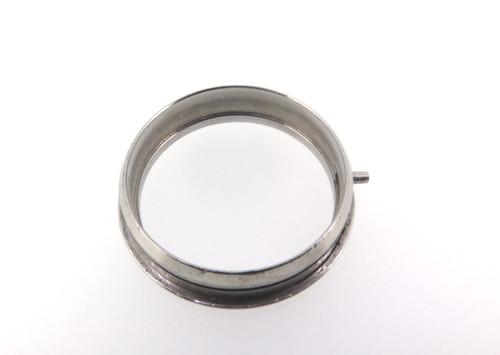 Genuine Omega Cosmic 37mm inner watch case with bezel