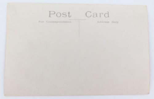 WW1superb real photo postcard. Huts of E. Division, Woodcote Park Hospital UK