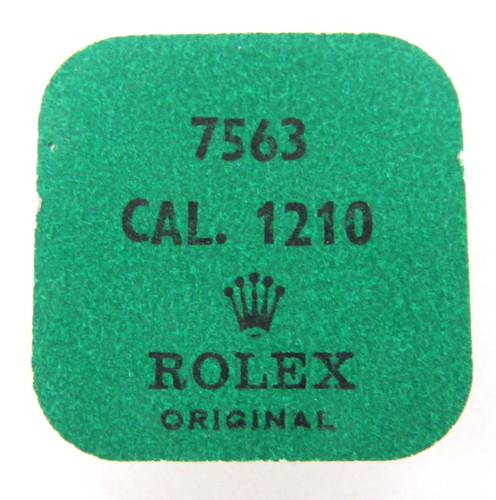 ROLEX NEW OLD STOCK CAL. 1210 - 7563 3 x SETTING LEVER JUMPERS. UNOPENED, MINT