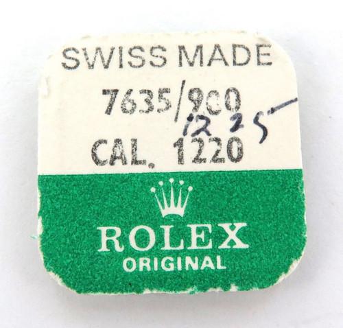 ROLEX NOS CAL. 1220 PART 7635/900 1 x MAINSPRING. CAL. 1220-7635/900. UNOPENED.
