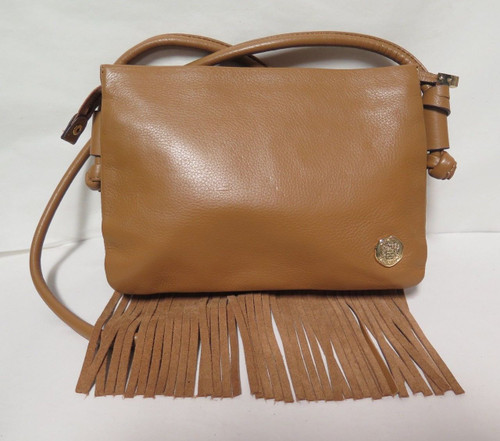 Vince Camuto VC- Rae -Fringe Bottom Cross Body Handbag
