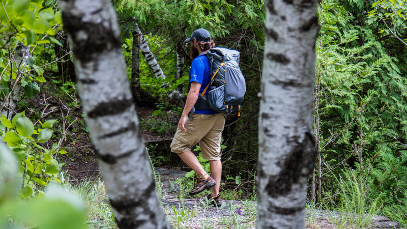 8 Things to consider while planning a backpacking trip