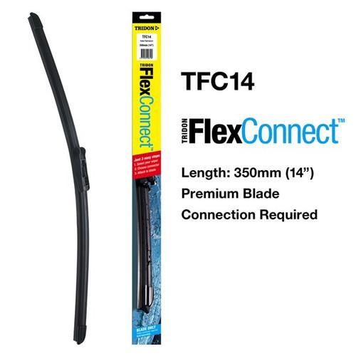FlexConnect Wiper Blade