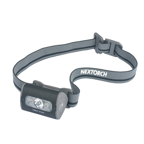 Nextorch Trek Star 220 Lumen Headlamp Black