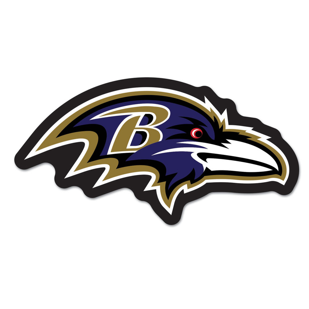 Baltimore Ravens Logo on the GoGo - Caseys Distributing