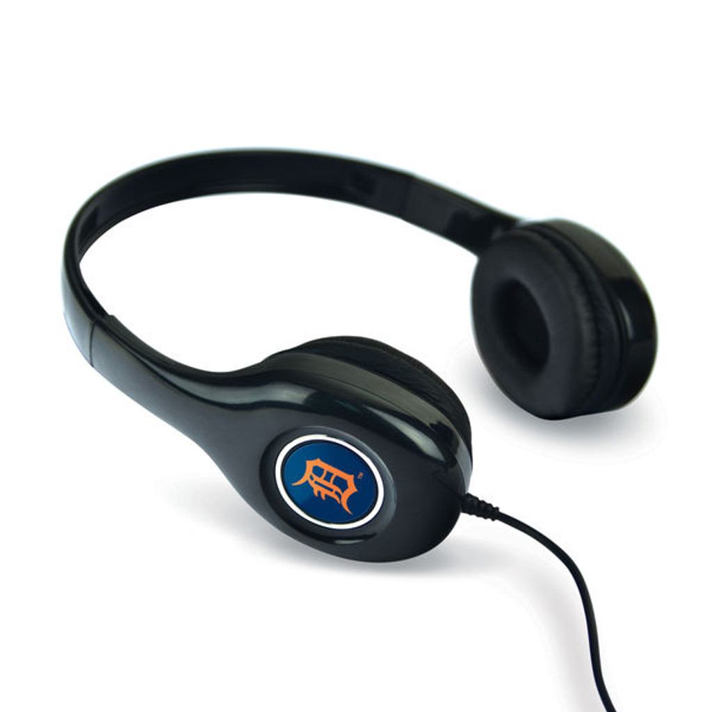Detroit Tigers Headphones - Over the Ear