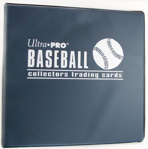 "3"" Baseball Album - Navy - Ultra Pro"