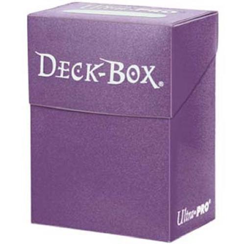 Deck Box - Purple