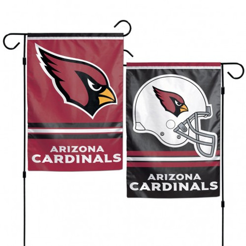 Arizona Cardinals Garden Flag 12x18