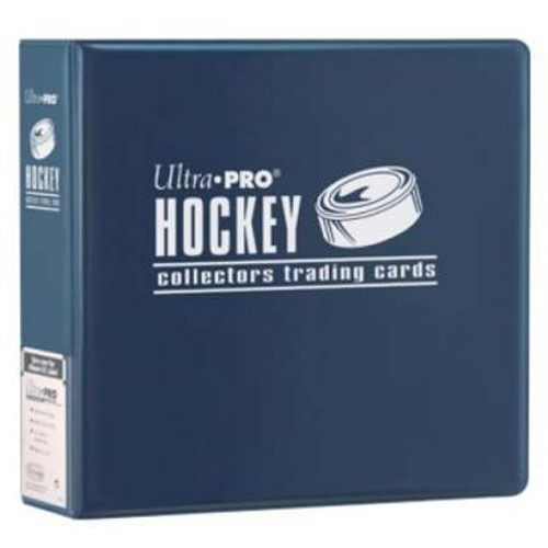 """3"""" Hockey Album - Navy - Ultra Pro"""