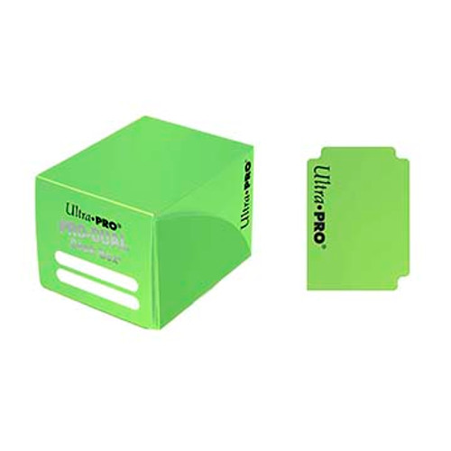 Deck Box - Pro Duel Small - Light Green