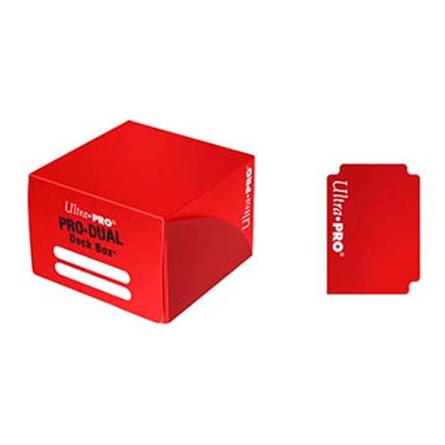 Deck Box - Pro Duel Standard - Red
