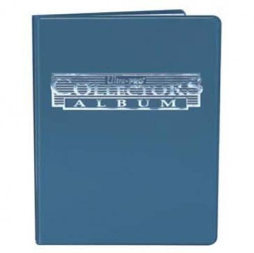 4 Pocket Collectors Portfolio - Navy