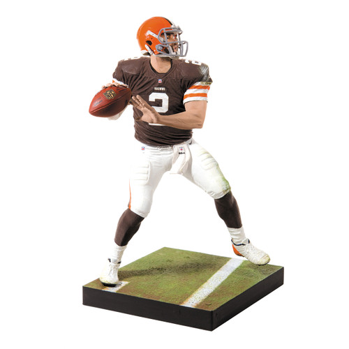 Cleveland Browns - Johnny Manziel McFarlane Figure - 2014 Release