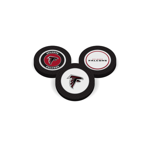 Atlanta Falcons Golf Chip with Marker - Bulk