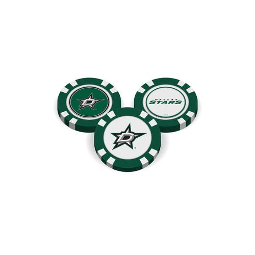 Dallas Stars Golf Chip with Marker