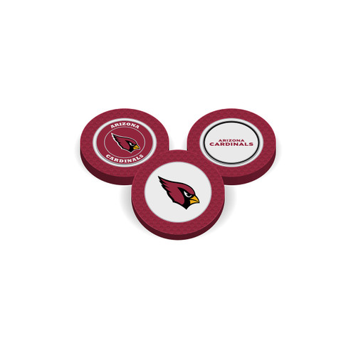 Arizona Cardinals Golf Chip with Marker