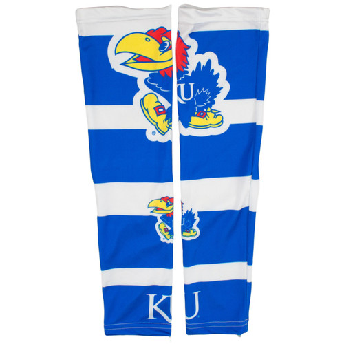 Kansas Jayhawks Strong Arm Sleeve