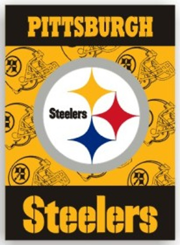 Pittsburgh Steelers Banner 24x40