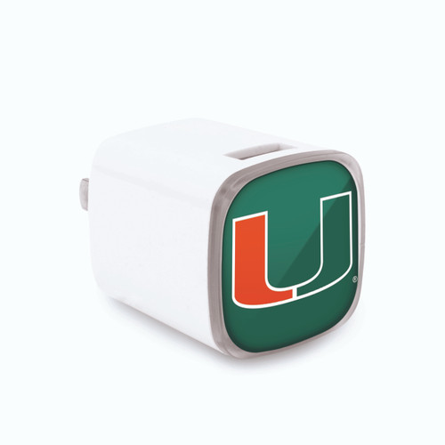 Miami Hurricanes Wall Charger