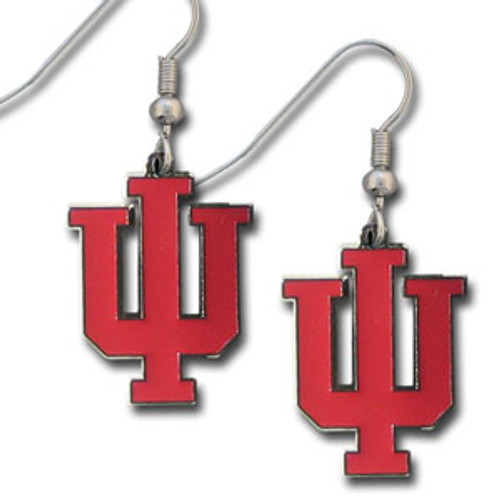 Indiana Hoosiers Dangle Earrings