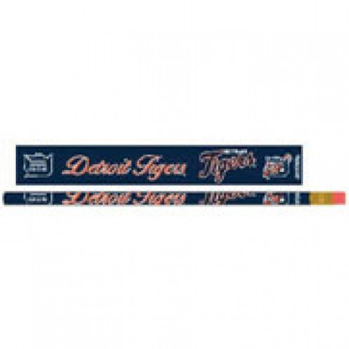 Detroit Tigers Pencil 6 Pack