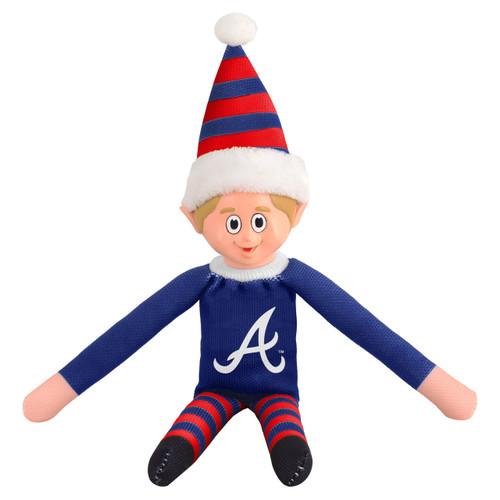 Atlanta Braves Plush Elf