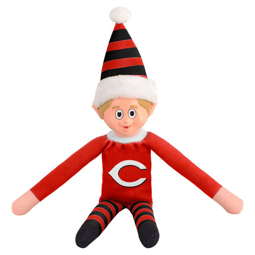 Cincinnati Reds Plush Elf