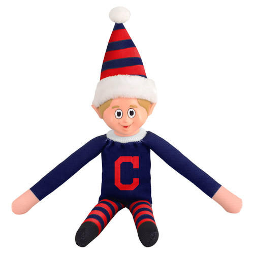 Cleveland Indians Plush Elf
