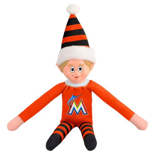 Miami Marlins Plush Elf