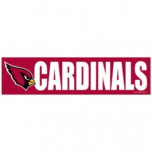 Arizona Cardinals Bumper Sticker