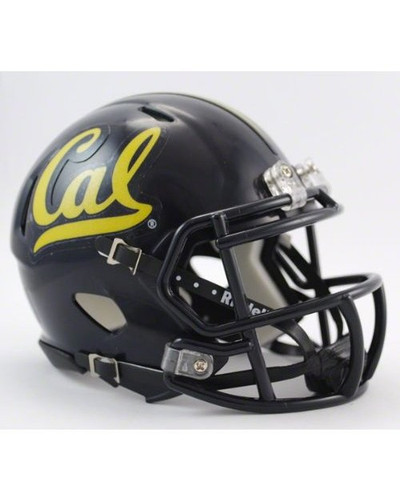 California-Berkeley Golden Bears Speed Mini Helmet