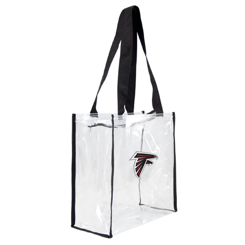Atlanta Falcons Clear Square Stadium Tote