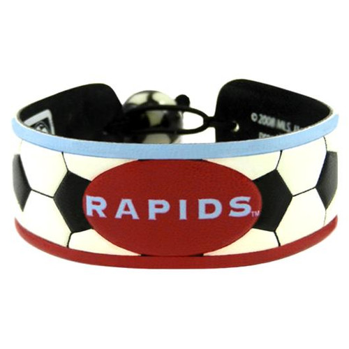 Colorado Rapids Classic Soccer Bracelet
